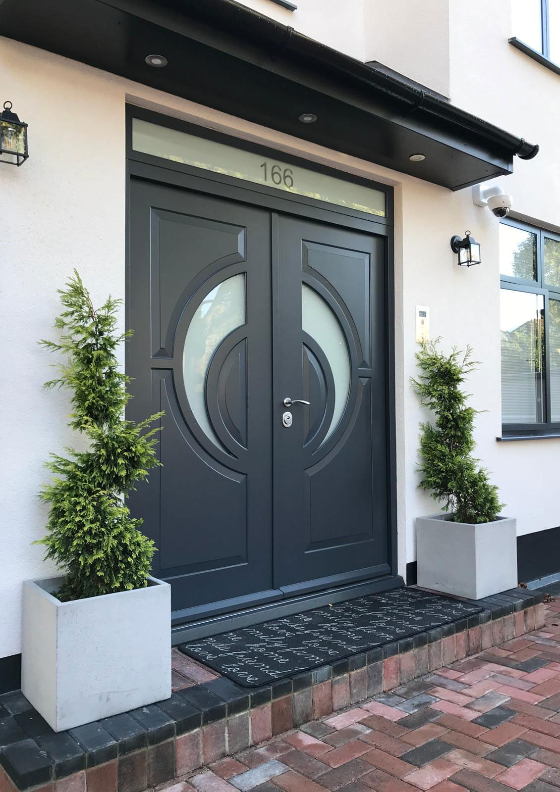Modern Security Doors