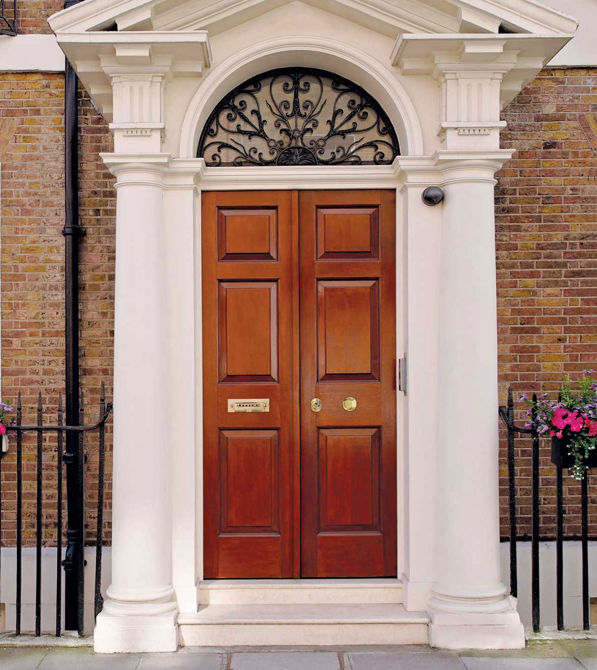 Traditional Security Doors